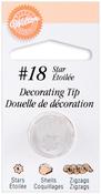 #18 Star - Decorating Tip