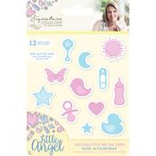 Baby Accessories - Sara Davies Signature Little Angel Metal Dies