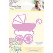 Baby Carriage - Sara Davies Signature Little Angel Metal Dies