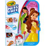 Disney Princess - Crayola Color Wonder On The Go Coloring Kit