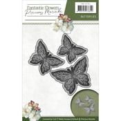 Butterflies - Find It Trading Precious Marieke Fantastic Flowers Die