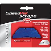 For 18737 - SpeedPak Scrape Replacement Blades 5/Pkg