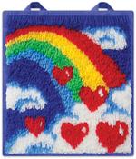 Rainbow - Latch Kit Mini Rug