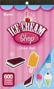 Ice Cream Shop - Sticker Book