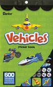"""Vehicles 600/Pkg - Sticker Book 9.5""""X6"""""""
