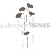 Flowers - Alexandra Renke Poppy Stamps
