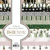 Garden Party 6 x 6 Paper Pad - Bo Bunny