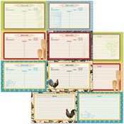 Recipe Cards Paper - Family Recipes - Bo Bunny