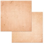 Peaches & Cream Vintage Double Dot Paper - Bo Bunny