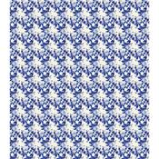 """Floral Porcelain - Craft Consortium Decoupage Papers 13.75""""X15.75"""" 3/Pkg"""
