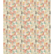 "Retro 3 - Craft Consortium Decoupage Papers 13.75""X15.75"" 3/Pkg"