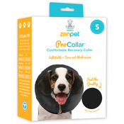 Small - ZenPet Inflatable Recovery Collar
