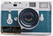 "Camera - Paper House Diecut Photo Album 8.5""X5.75"""