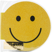 "Smiley Face - Paper House Diecut Photo Album 8.25""X8.25"""