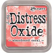 Abandoned Coral Distress Oxides Ink Pad - Tim Holtz -