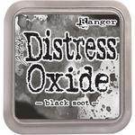 Black Soot Distress Oxides Ink Pad - Tim Holtz -