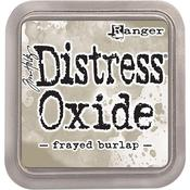 Frayed Burlap Distress Oxides Ink Pad - Tim Holtz -