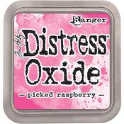Picked Raspberry Distress Oxides Ink Pad - Tim Holtz