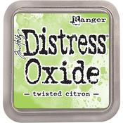 Twisted Citron Distress Oxides Ink Pad - Tim Holtz