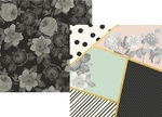 Live Beautifully Foil Paper - Beautiful - Simple Stories - PRE ORDER