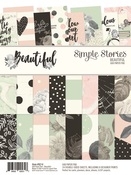 Beautiful 6 x 8 Paper Pad - Simple Stories