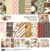 Vintage Blessings Collection Kit - Simple Stories