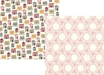 Home Sweet Home Paper - Vintage Blessings - Simple Stories - PRE ORDER