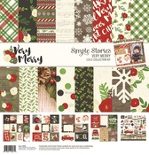 Very Merry Collection Kit - Simple Stories
