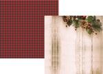 Tis The Season Paper - Very Merry - Simple Stories - PRE ORDER