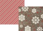 Let It Snow Paper - Very Merry - Simple Stories - PRE ORDER