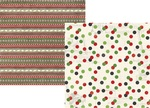 Holiday Cheer Paper - Very Merry - Simple Stories - PRE ORDER
