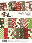 Very Merry 6 x 8 Paper Pad - Simple Stories - PRE ORDER