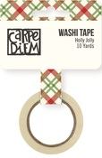 Holly Jolly Washi Tape - Very Merry - Simple Stories
