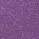 Silver Swirl Foil Paper - Christmas Jewel - KaiserCraft