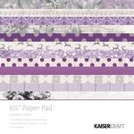 Christmas Jewel 6 x 6 Paper Pad - KaiserCraft - PRE ORDER