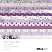 Christmas Jewel 6 x 6 Paper Pad - KaiserCraft