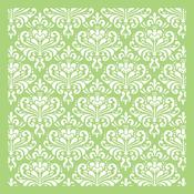 Ornate Damask Template - KaiserCraft