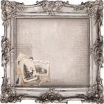 Deer Frame Die Cut Paper - Christmas Edition - KaiserCraft - PRE ORDER