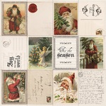 Wishlist Cards Perforated Cardstock - Letters To Santa - PRE ORDER