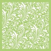 Swirl Flourish Template - KaiserCraft