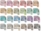 Tim Holtz Distress Oxides Ink Pads & Reinkers, Set of 24 -