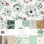 Mint Wishes Paper Pack - KaiserCraft