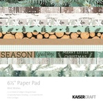 Mint Wishes 6 x 6 Paper Pad - KaiserCraft