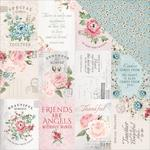 Homestead Paper - Rose Avenue - KaiserCraft