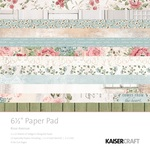 Rose Avenue 6.5 x 6.5 Paper Pad - KaiserCraft