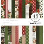 Letters To Santa 12 x 12 Paper Pad - KaiserCraft