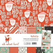 Oh What Fun Paper Kit - My Minds Eye