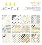 Joyful 6 x 6 Paper Pad - My Minds Eye
