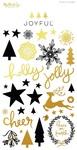 Joyful Puffy Stickers - My Minds Eye