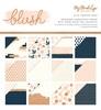 Blush 6 x 6 Paper Pad - My Minds Eye